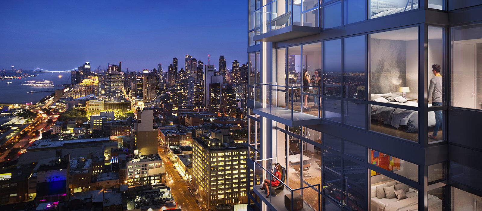 Sky NYC Luxury Apartment Rentals NYC